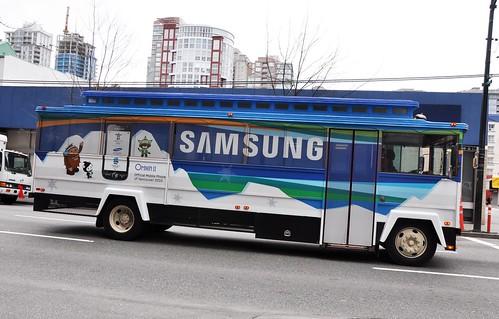 Vancouver2010 sponsor: Samsung