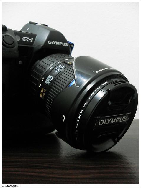 Olympus E-1 + ZD ED 12-60mm