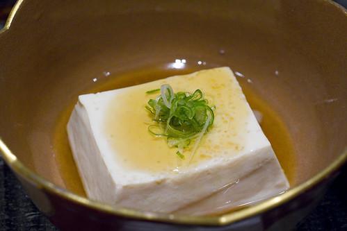 Ankake Tofu
