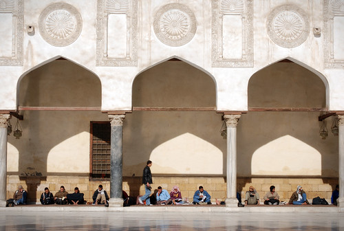 Under the Shade of Al-Azhar 2 by BratMikrajovic.