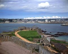 Jersey Channel Islands Elizabeth Castle