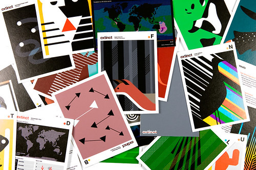 Extinct card set