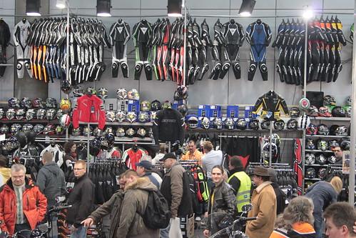 Motorrad Messe Leipzig 2010