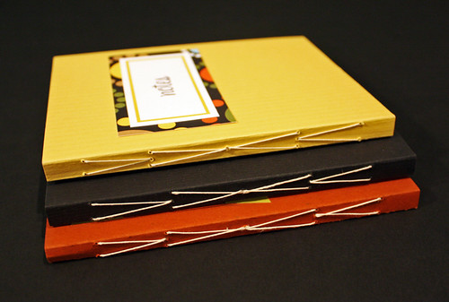 3 signature binding books