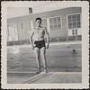 1950s Muscular Masculine Man in Briefs Cut Speedo Shirtless at Pool (Christian Montone) Tags: shirtless men swimming outdoors briefs pools beaches recreation speedo swimsuit swimtrunks
