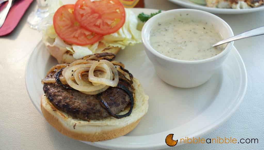 Cattle Burger