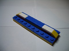 Express train (The Legonator) Tags: lego microscale