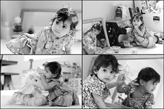 Jeena | Seven Months (Jamie Neilsen Photography) Tags: baby girl seven month
