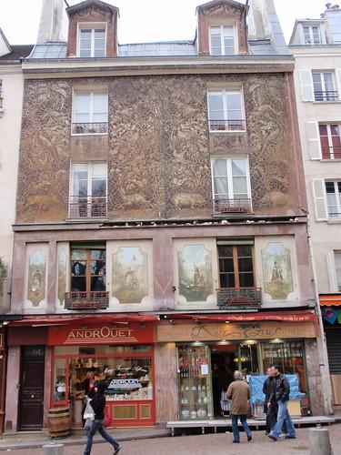 Rue Mouffetard shop