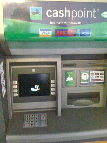 Windows Cashpoint FAIL - 1