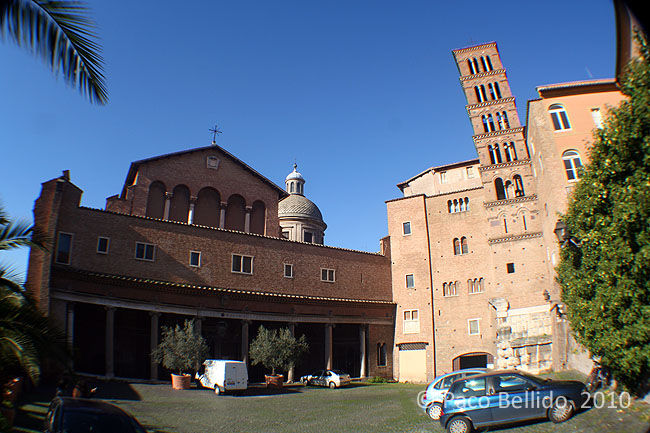 San Giovanni e San Paolo. © Paco Bellido, 2010