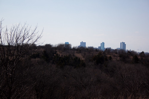 Ft. Worth from Tandy Hills