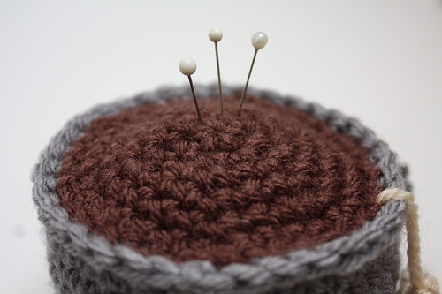 Teacup Pincushion