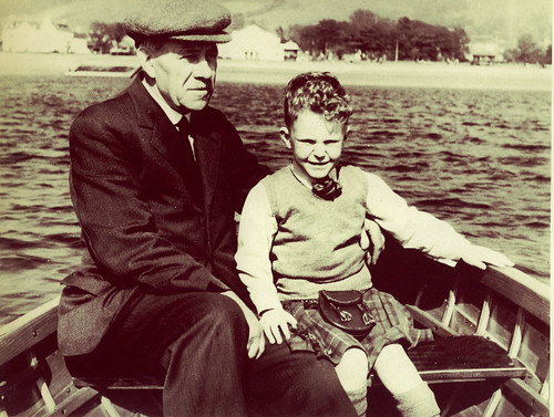 Bob McGow 1950.