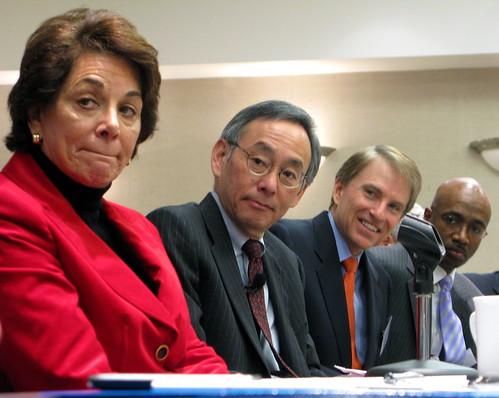 DOE Secretary Steven Chu