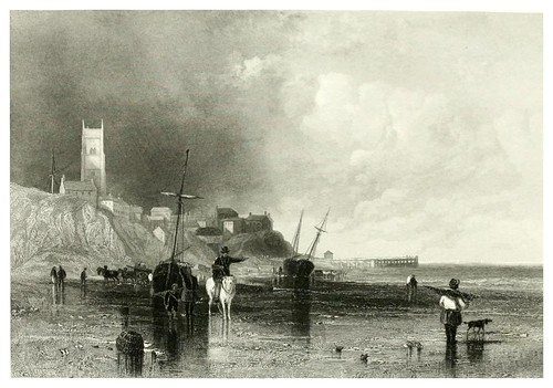 001-Cromer-The ports, harbours, watering-places, and picturesque scenery of Great Britain 1840