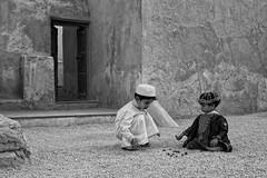Magnificent memories (hjmk / Hussain Khalaf) Tags: old white black bahrain fort memories ali magnificent hussain riffa maram khalaf hjmk