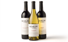 Revelry Vintners Brand System (Urban Influence) Tags: seattle classic graphicdesign wine clean elegant winebottle branding packagedesign winelabel packagine vintners urbaninfluence wawine