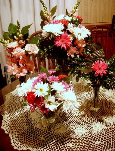 nana's flowers