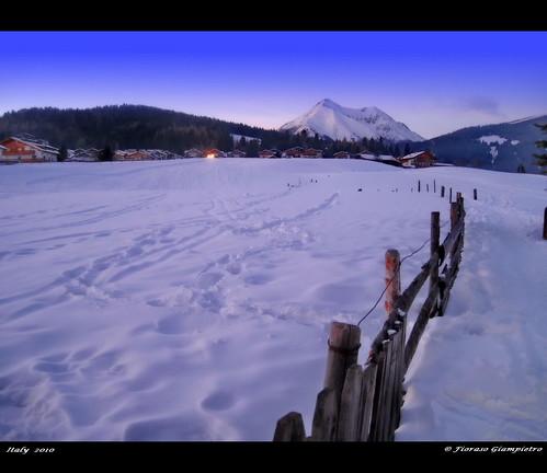 panorami da Maranza....