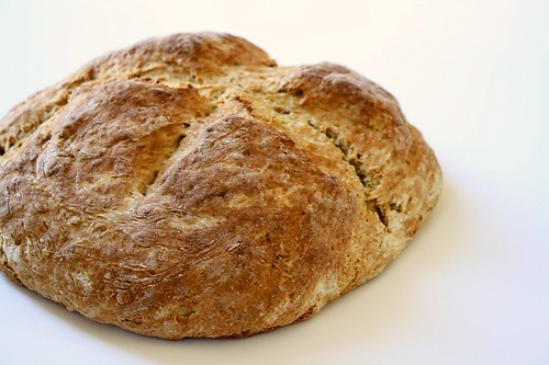 Whole Wheat Irish Soda Bread