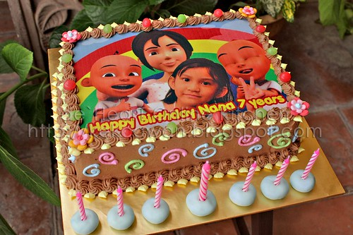 Cake Upin Ipin 02