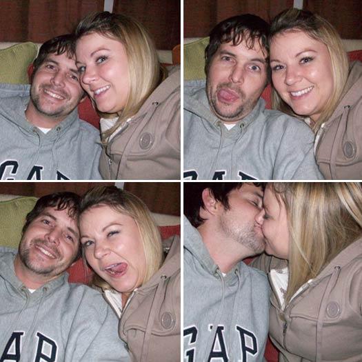 Dan + Eve, NYE 2009
