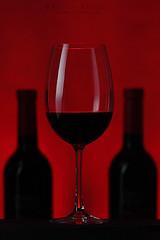 rosso (~ May ~) Tags: life red food black reflection glass studio photography bottle still wine bottles drink rosso vino strobe strobist