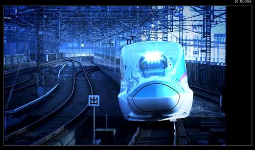 東北新幹線 E5系 画像 1