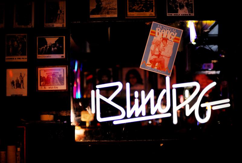 Blond Pig Blog