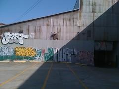 sw jast oksy jaut rave (~novus ordo seclorum~) Tags: graffiti rave sw1 dck jast jaut oksy swerv