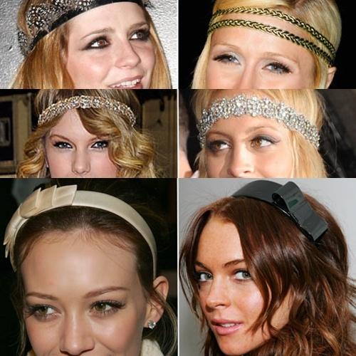 modelos de acessórios para cabelos 2011