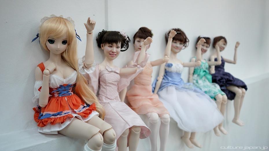 Au Japon, une imprimante 3D fabrique une tête de poupée à l'effigie de tout un chacun 5738887629_f58d67c55c_o
