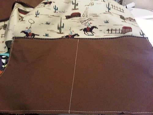 Inside Lining w/pockets