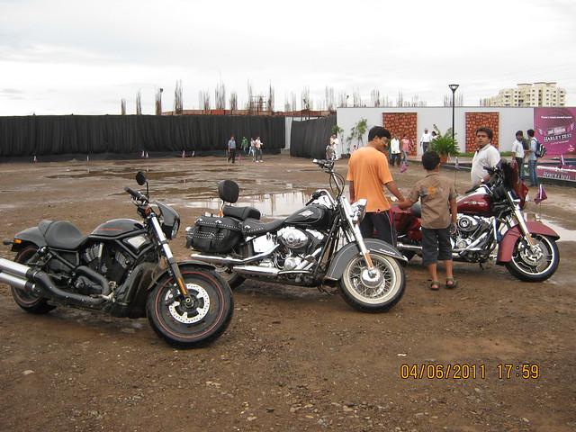 """Park Titanium Harley Fest"" at Park Street Wakad Pune IMG_6920"