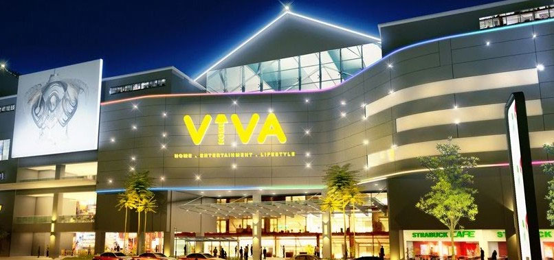 NEW VIVA SHOPPING MALL JALAN LOKE YEW HOME FURNITURE COMPLEX