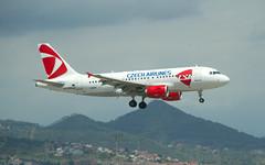 Airbus A319 OK-NEN