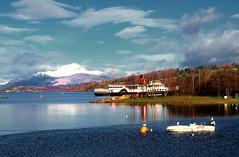 Loch Lomond (edowds) Tags: mountain ferry scotland scenery scenic loch benlomond balloch lochlomond maidoftheloch westdunbartonshire