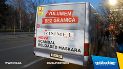 Info Media Group - Rimmel, BUS Outdoor Advertising, 12-2016 (12) (infomedia_group) Tags: bus advertising wrap outdoor branding busadvertising rimmel