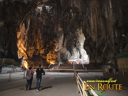 Batu Caves Middle Chamber