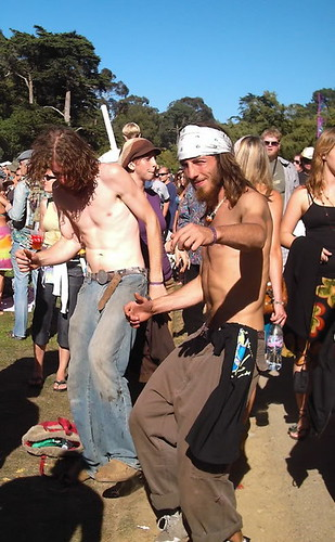 Were weed gets legalized were gonna dance just like this, but stoneder. pic from ranchobozo.com