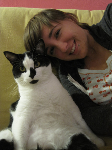 Me and FattyCat