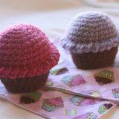 A Pair of Scrumptious Cupcakes!