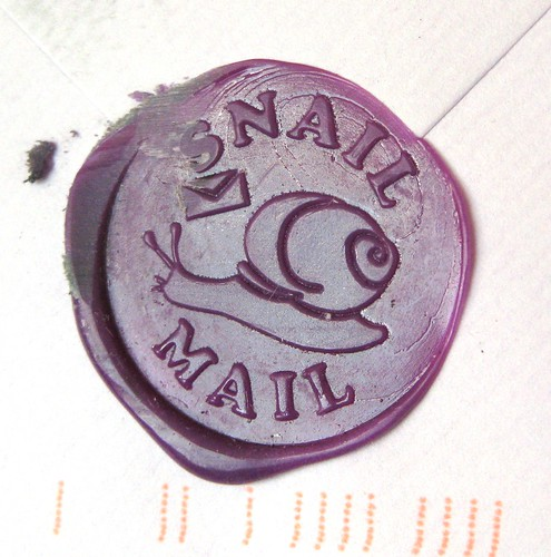 Snail Mail seal