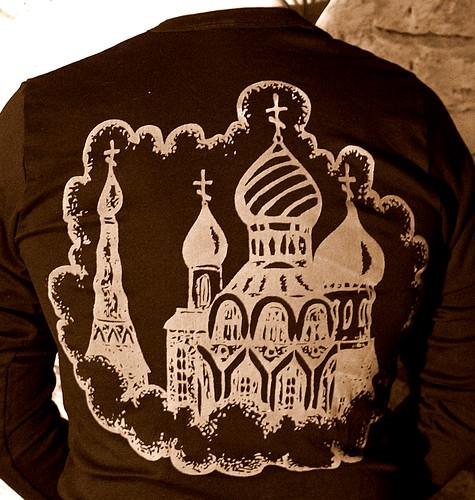 Russian Criminal Tattoo Shirt (Set)