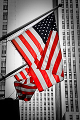 American Flag, NYC