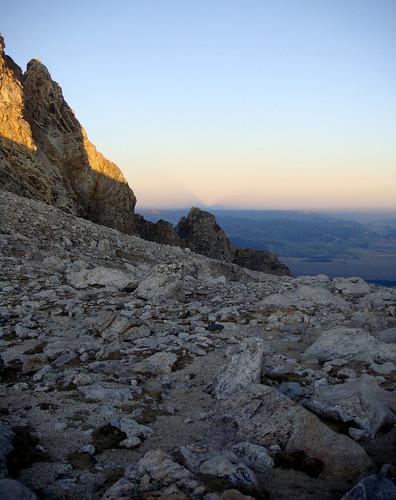Mountain Alpenglow