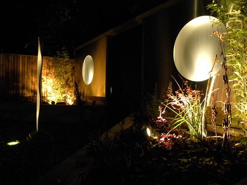 Garden Lighting Wilmslow Image 9
