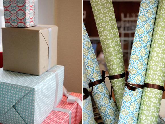 Smock Gift Wrap at Urbanic