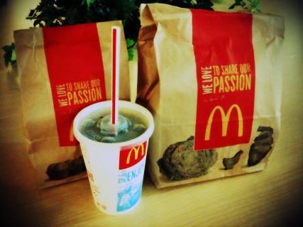 たまにマクドが食べたくなる。関西人なんでマックじゃなくマクドね。ね。